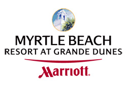 Grand Strand New Home Guide/Resources/Recreation/Marriott - Myrtle Beach - Logo