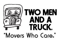 Two Men and a Truck - Logo